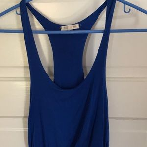 EUC Navy Maxi Dress by Rolla Coaster